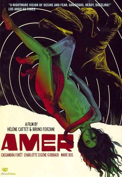 AMER BY CLEVEN,HARRY T. (DVD)